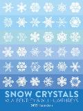Snow Crystals Cover