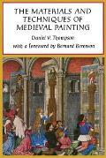 Materials & Techniques of Medieval Painting