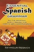 Essential Spanish Grammar (Beginners' Guides) Cover