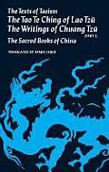 Texts Of Taoism Volume 1
