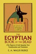 Egyptian Book of the Dead (75 Edition)