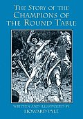 The Story of the Champions of the Round Table Cover