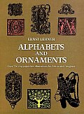 Alphabets and Ornaments Cover