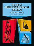Art of Three-Dimensional Design Cover