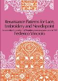 Renaissance Patterns for Lace Embroidery & Needlepoint