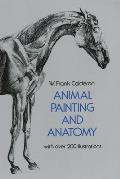 Animal Painting and Anatomy (Dover Art Instruction & Reference Books) Cover