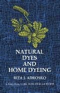 Dover Pictorial Archives #281: Natural Dyes and Home Dyeing