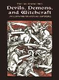 Devils Demons & Witchcraft 244 Illustrations for Artists