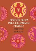 Designs From Pre Columbian Mexico