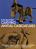 Carving Animal Caricatures Cover