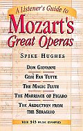 Famous Mozart Operas An Analytical Guide
