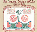 Art Nouveau Designs in Color