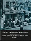 Old New York In Early Photographs 196 Prints 1853 1901