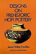 Designs On Prehistoric Hopi Pottery