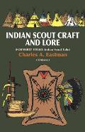 Indian Scout Craft and Lore Cover