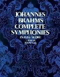 Complete Symphonies in Full Score (74 Edition)