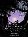 Ludwig Von Beethoven Complete Piano Sona