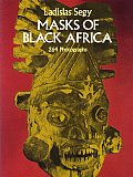 Masks of Black Africa (African Art Art of Illustration)