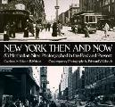 New York Then and Now (Then & Now Views) Cover