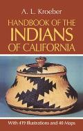 Dover Pictorial Archives #78: Handbook of the Indians of California