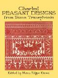Charted Peasant Designs from Saxon Transylvania (Dover Needlework) Cover