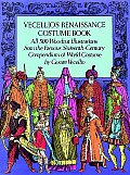 Vecellio S Renaissance Costume Book (Dover Pictorial Archives)