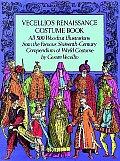 Vecellio S Renaissance Costume Book (Dover Pictorial Archives)