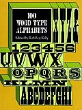 Wood Type Alphabets