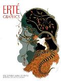Erte Graphics Five Complete Suites 50 Prints Reproduced in Full Color