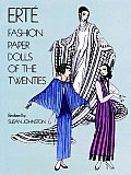 Erte Fashion Paper Dolls of the Twenties Cover
