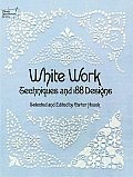 White Work (Dover Needlework)