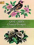 Anne Orr S Charted Designs (Dover Needlework) Cover