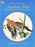 Audubons Birds Iron On Transfer Pattern