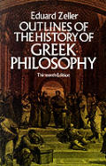 Outlines Of The History Of Greek Philoso