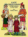 Kate Greenaway Paper Dolls