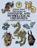 Treasury of Fantastic & Mythological Creatures 1087 Renderings from Historic Sources