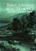 Selected Songs for Solo Voice and Piano (81 Edition)