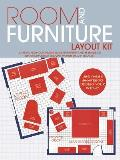 Room and Furniture Layout Kit (From Stencils and Notepaper to Flowers and Napkin Folding) Cover