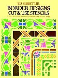 Border Designs Cut & Use Stencils
