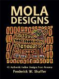 Mola Designs (Dover Pictorial Archives) Cover