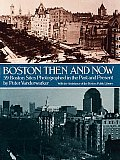 Boston, Then and Now (Then & Now Views) Cover