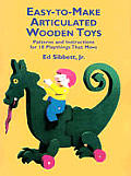Easy To Make Articulated Wooden Toys