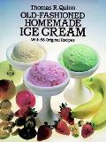 Old-Fashioned Homemade Ice Cream:...