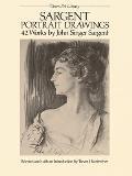 Sargent Portrait Drawings 42 Works