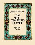 Well Tempered Clavier Books I & II Complete