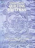 Quilting Patterns 110 Full Size Ready To Use Designs & Complete Instructions