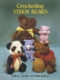 Crocheting Teddy Bears: 16 Designs for Toys (Dover Needlework) Cover