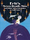 Ertes Seven Deadly Sins & Other Great Graphics in Full Color