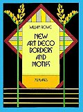 New Art Deco Borders & Motifs