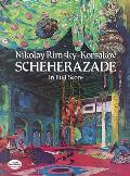 Scheherazade in Full Score (84 Edition)